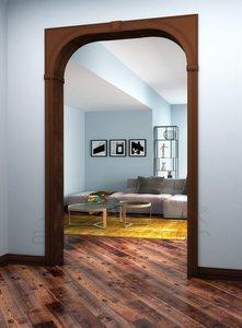Рено арка готовая классической формы