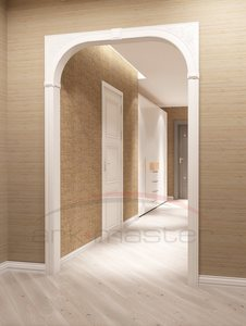 Пальметта арка готовая классической формы