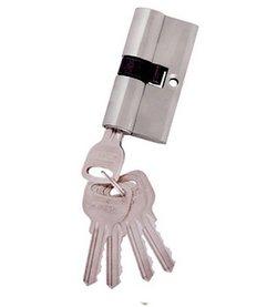 Цилиндр ключ-ключ (цинк)