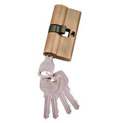 Цилиндр ключ-ключ (латунь)