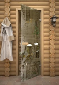 Предбанник дверь для сауны