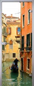 Дверь Венеция стеклянная