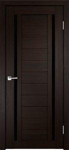 Дверь Duplex 2 венге остекленная
