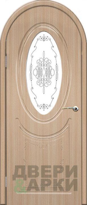 Дверь арочная Венеция